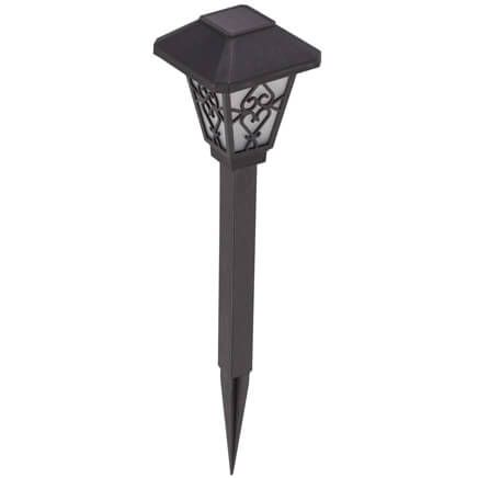 Black Color Changing Solar Light-347812