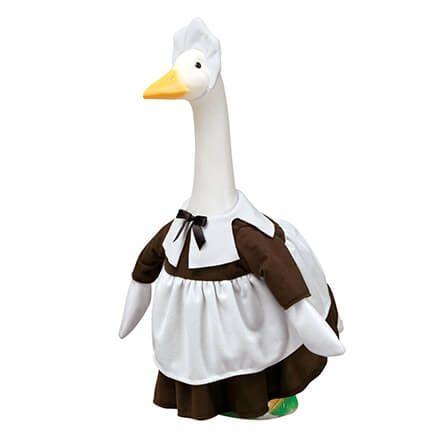 Pilgrim Goose Outfit Girl-348988
