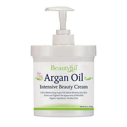 Beautyful™ Argan Oil Intensive Beauty Cream 16oz.-349041