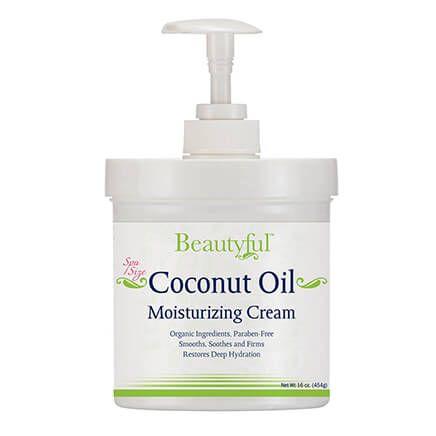 Beautyful™ Coconut Oil Moisturizing Cream 16oz.-349043