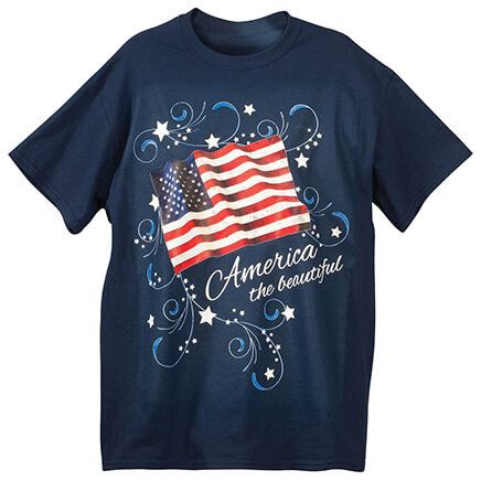 Stars and Stripes T-Shirt-349148