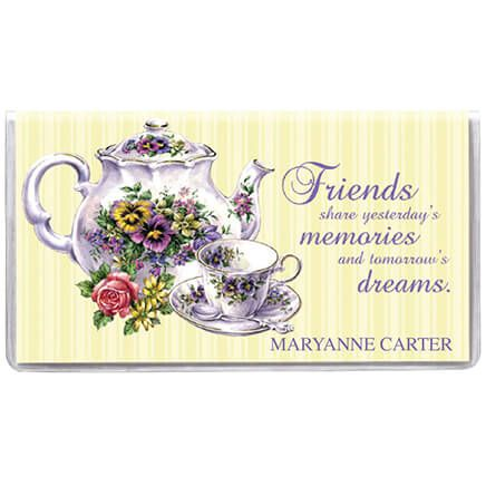 Personalized 2 Yr Planner Teapot and Cup-349224
