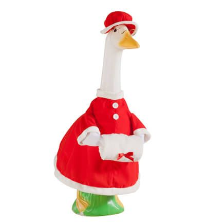 Mrs. Claus Goose Outfit-349512