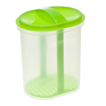 Two-Section Veggie Holder, Set of 2-351369
