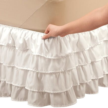 Layered Bed Ruffle by OakRidge™-351507