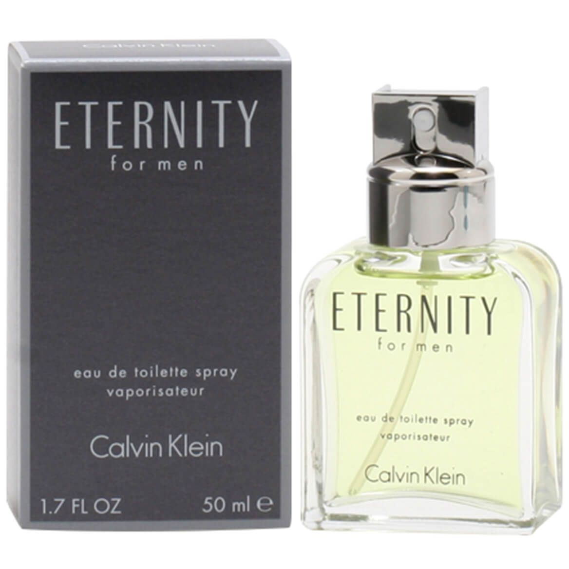 Eternity For Men by Calvin Klein, EDT Spray-352047
