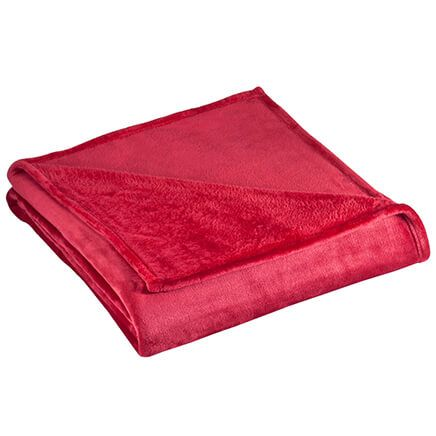 The Oversized Plush Blanket by OakRidge™-352432