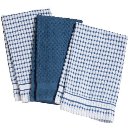 Terry Kitchen Towels - Set of 3-353165