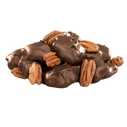 Sugar Free Milk Chocolate Pecan Caramel Patties, 8 oz.-353366