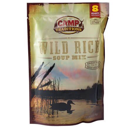 Camp Traditions Wild Rice Soup Mix-353501