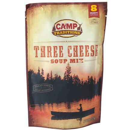 Camp Traditions Three Cheese Soup Mix-353502
