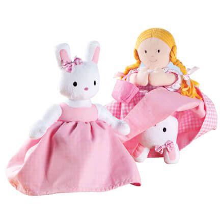 Easter Flip Doll-354284