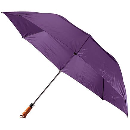 Purple Windproof Umbrella-354769