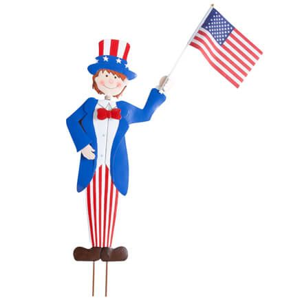 Uncle Sam Garden Boy by Fox River Creations™-355177