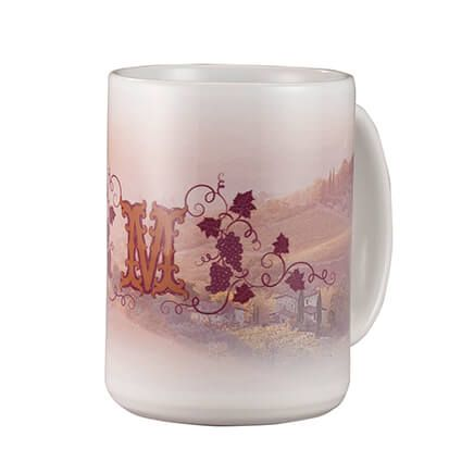 Personalized Tuscan Sunset Mug-355215