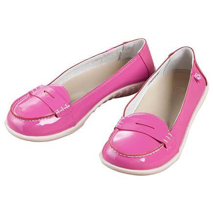 Spenco® Siesta Penny Patent Leather-355638