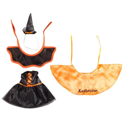 Personalized Little Sister Halloween Dress-356266