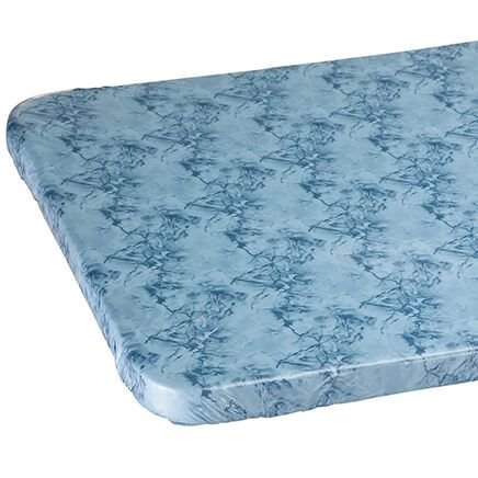 Marbled Elasticized Tablecover-356493