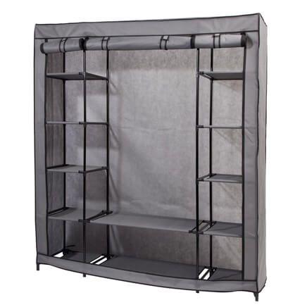 Clothing Wardrobe with Shelves           XL-356629