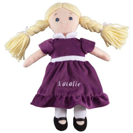 Personalized Little Sister Birthstone Doll-357227