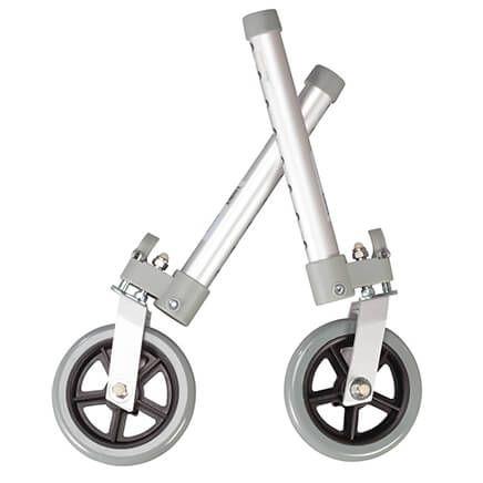 """Swivel Walker Wheels, 5"""", Set of 2-357781"""