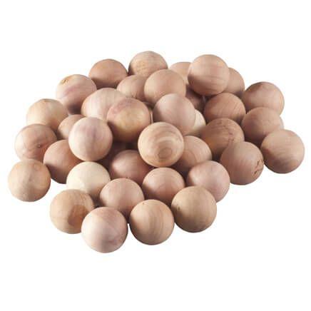 Cedar Balls by OakRidge™, Set of 40-357847
