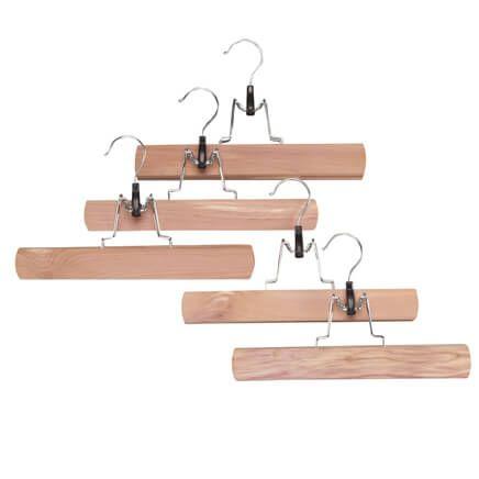 Cedar Pant Hangers by OakRidge Accents™, Set of 5-357850