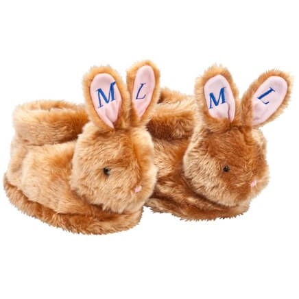 Personalized Easter Bunny Slippers-358600