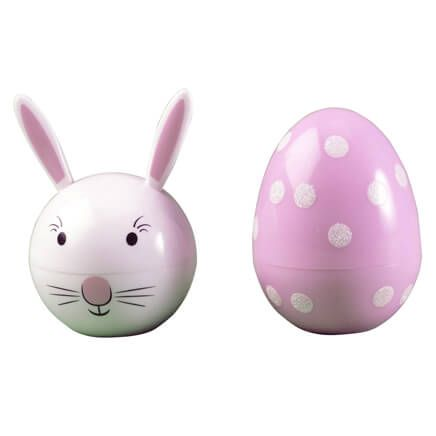 Bunny and Egg Lip Gloss, Set of 2-358806
