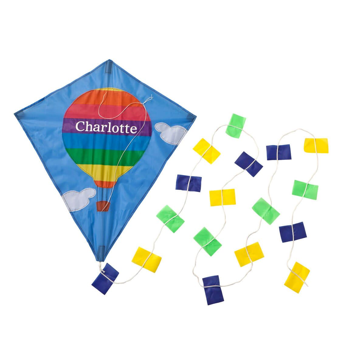 Personalized Hot Air Balloon Kite-358821