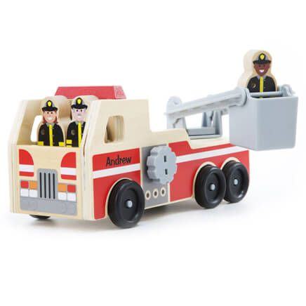 Melissa & Doug® Personalized Fire Truck-359124
