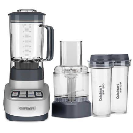 Cuisinart® Velocity Ultra Trio Blender/Food Processor with Travel Cups-359260