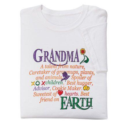 Grandma T-Shirt-359332