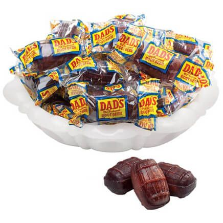 Dad's® Old Fashioned Rootbeer Barrel Candy, 14 oz., Set of 2-359367