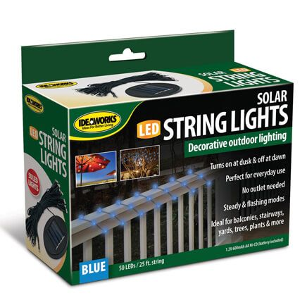 Solar String Lights-359380