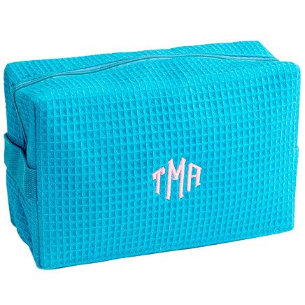 Personalized Waffle Cosmetic Bag-359396