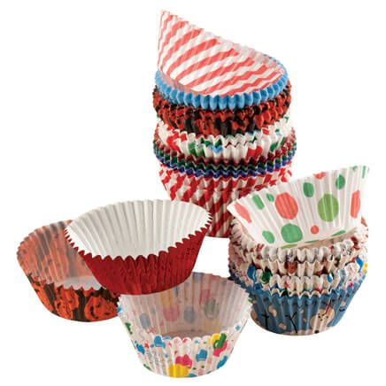 All Seasons Cupcake Liners, 300 count-359741