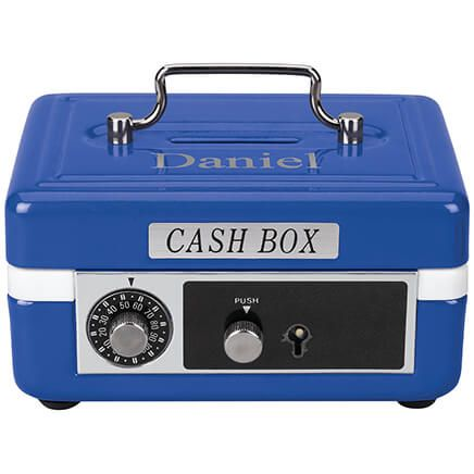 Personalized Children's Cash Box-359841