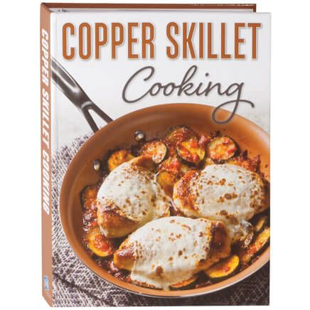 Copper Skillet Cooking Cookbook-360021