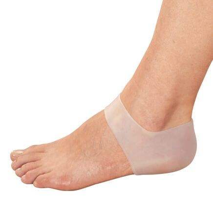 Silver Steps™ Silicone Gel Heel Sleeve, 1 Pair-360240