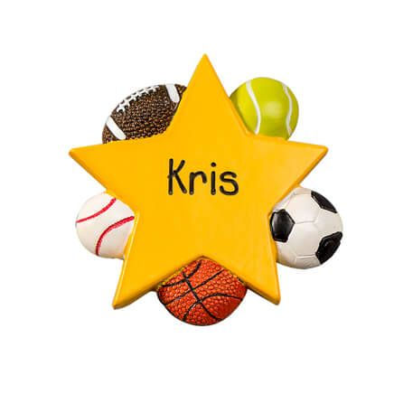 Personalized Sports Magnet-360386