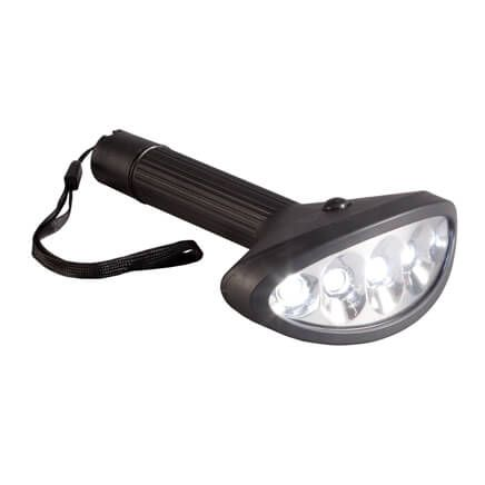 Wide Beam LED Flashlight-360441