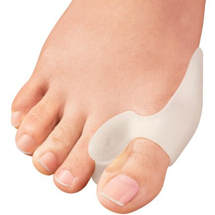 Silver Steps™ Gel Bunion Toe Spreader, 1 Pair-360558