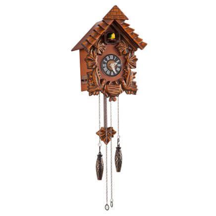 Traditional Wooden Cuckoo Clock-360603