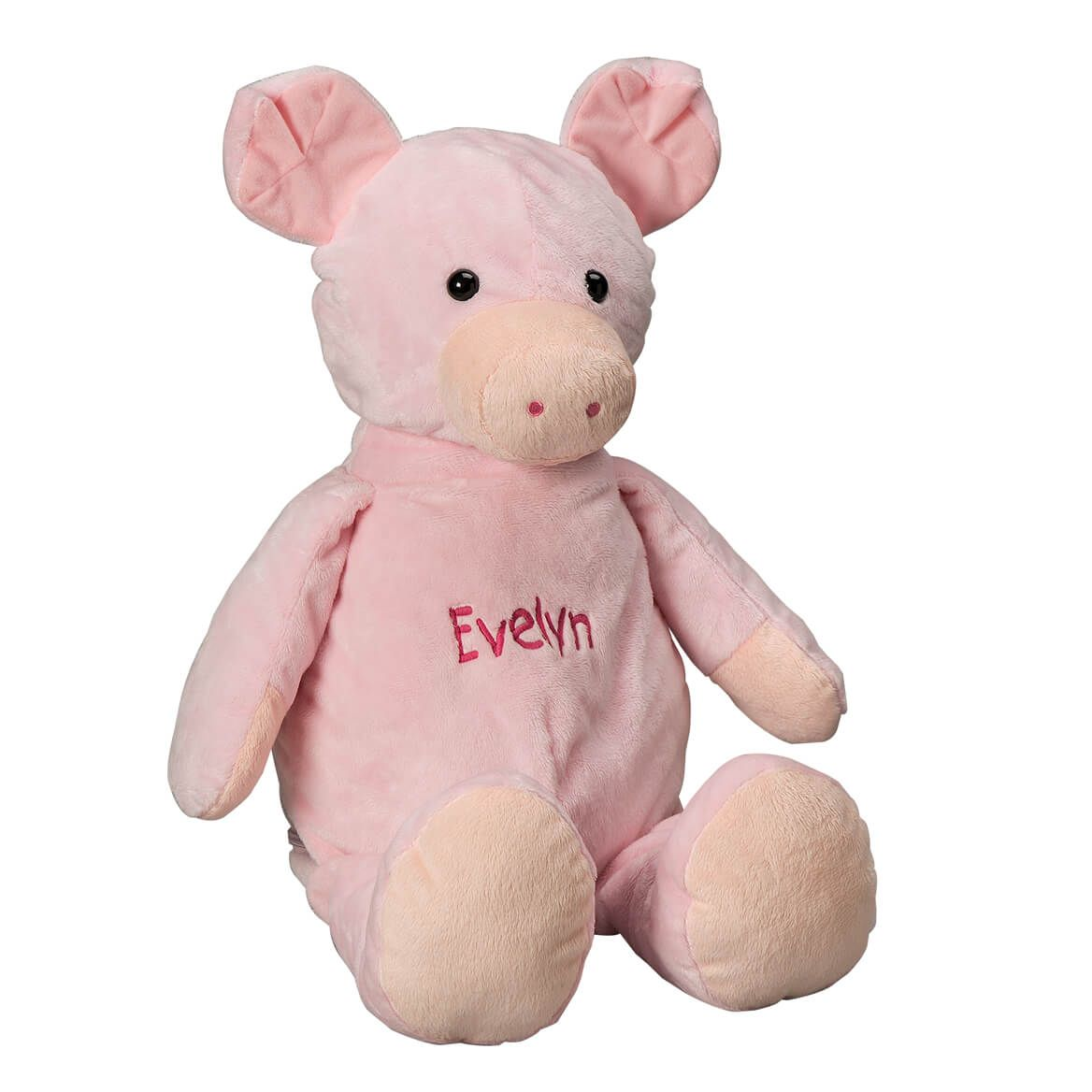 Personalized Stuffed Pig-360673