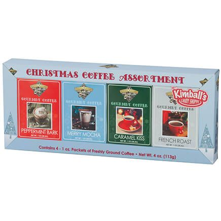 Christmas Coffee, Set of 4-361068