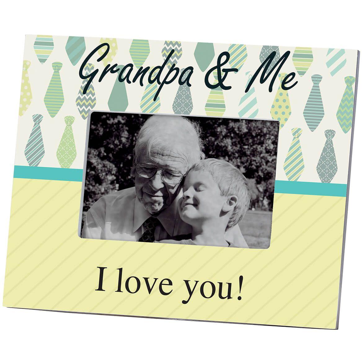 Personalized Grandpa & Me Frame-361174