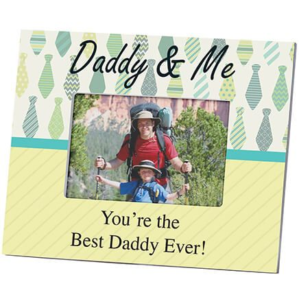 Personalized Daddy & Me Custom Frame-361176