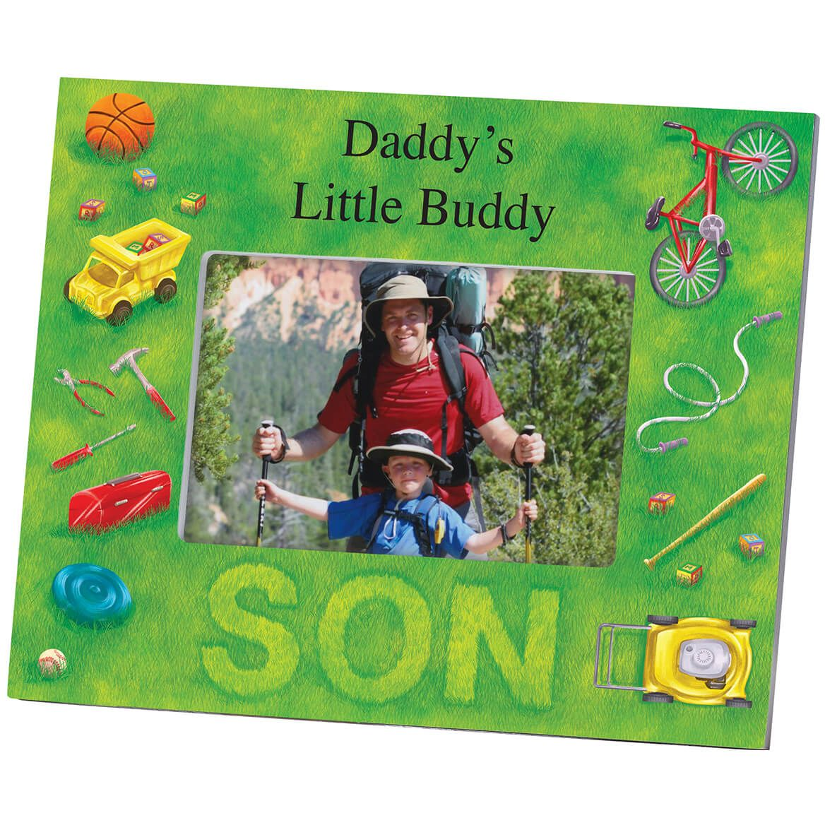 Personalized Lawn Words Son Frame-361191