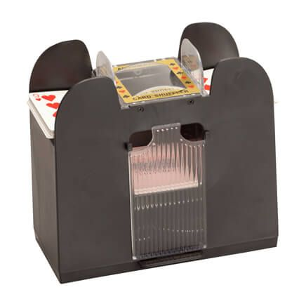 Automatic Card Shuffler 6 Deck-361271